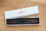 bedruckte Essstäbchen in Geschenkbox für Honda F1