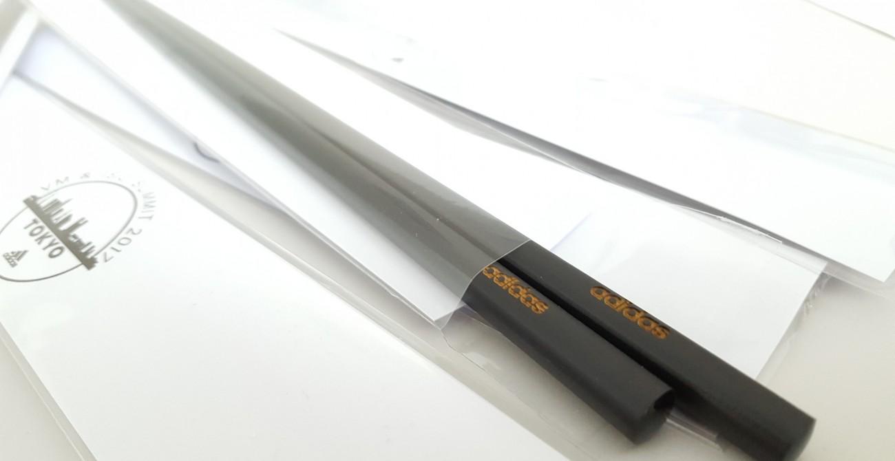 Chopsticks als Giveaway